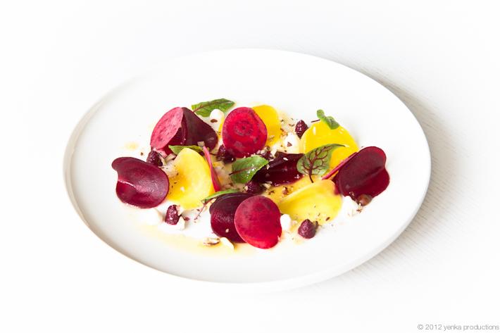 vegetarisk förrätt recept